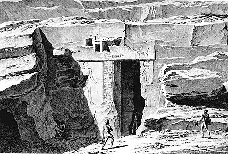 Некрополь Асьют