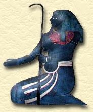 Nekhbet egyptian god